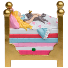 Kids by Friis Piggy Bank Princess on the Pea