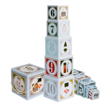 Kids by Friis Stacking Cubes Tinderbox