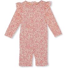 Konges Sløjd Blossom Mist Grenadine UV Suit LS Girl