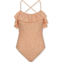 Konges Sløjd Mommy Buttercup Orange Peony Swimsuit