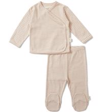 Konges Sløjd Dio Two Piece Newborn Set Rose Blush