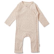 Konges Sløjd Tiny Clover Rose Onesie Newborn