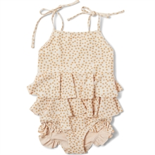Konges Sløjd Buttercup Yellow Manuca Baby Swimsuit