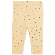Konges Sløjd Bloom Red/Blue Newborn Pants
