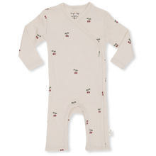 Konges Sløjd Cherry/Blush Onesie Newborn