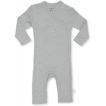 Konges Sløjd Mille Marine, French Blue Onesie Newborn