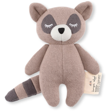 Konges Sløjd Mini Racoon Brown