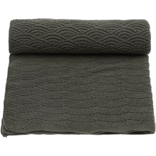 Konges Sløjd Blanket Pointelle Ivy Green