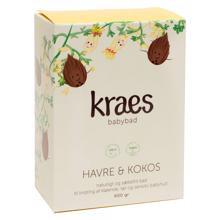 Kraes Baby Bath Oat/Coconut 600 g.