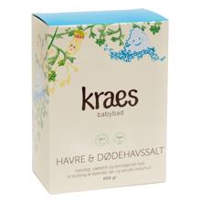 Kraes Baby Bath Oat/Dead Sea Salt 600 g.