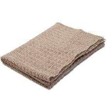 Konges Sløjd Wool Baby Blanket Paloma Brown