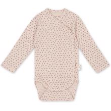 Konges Sløjd Tiny Clover Rose Blush Body Newborn