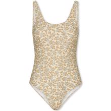Konges Sløjd Mommy Orangery Beige Peony Basic Swimsuit