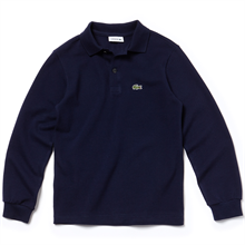 Lacoste Polo Tee L/S Marine