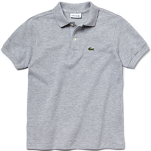 Lacoste Polo Tee S/S CCA Argent Chine