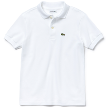 Lacoste Polo Tee S/S Blanc