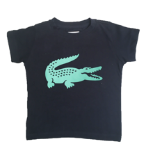 Lacoste Kinder T-Shirt Marine Papeete