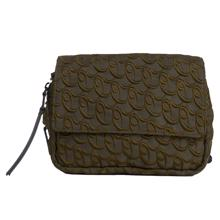 Lala Berlin Aleska Belt Bag Monogram Olive