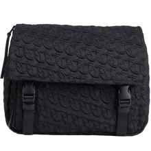 Lala Berlin Alexei Big Belt Bag Monogram Black