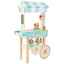 Le Toy Van Deluxe Wagon - Ice Cream and Sweets