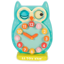 Le Toy Van Petilou Blink Owl Clock