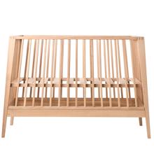 Leander Linea Baby Cot without Mattress Oak