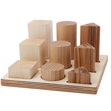 Wooden Blocks Natural (30stk.)