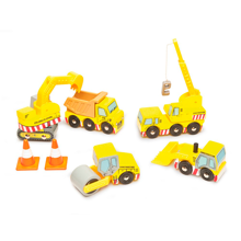 Le Toy Van Bulldozer Set