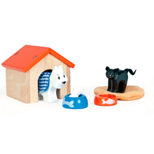 Le Toy Van Daisylane Pet Set Dog and Cat