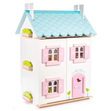 Le Toy Van Dollhouse Blue Bird