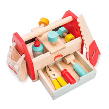 Le Toy Van Toolbox with Tools