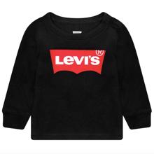Levi's Batwing Tee Shirt Long Sleeve Black