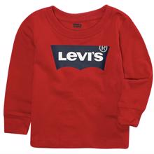 Levi's Batwing Tee Shirt Long Sleeve Levi's Red