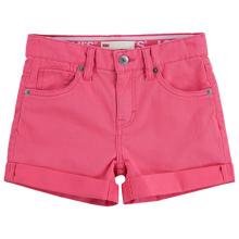 Levi's Girlfriend Shorty Shorts Camellia Rose