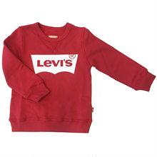 Levi's Sweatshirt NOS Bat Red