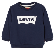 Levi's Sweatshirt Baty Dress Blue