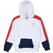 Levis Color Block Hoodie White