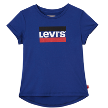 Levi's Tee S/S Marble Sodalite Blue