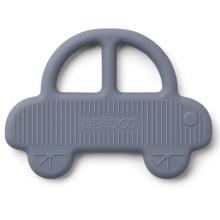 Liewood Gemma Teether Car Blue Wave