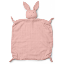 Liewood Agnete Cuddle Cloth Rabbit Rose