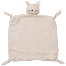 Liewood Agnete Cuddle Cloth Cat Beige Beauty