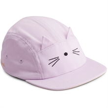 Liewood Rory Cap Cat Light Lavender