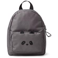 Liewood Allan Backpack Panda Stone Grey