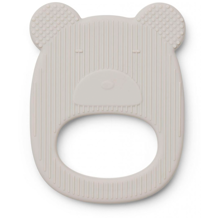 Liewood Gemma Teether Mr. Bear Dumbo Grey