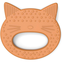 Liewood Gemma Teether Cat Mustard
