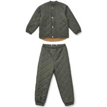Liewood Luna Thermo Set Hunter Green
