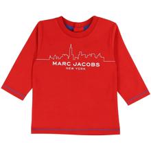 Little Marc Jacobs Baby Boy Bright Red Blouse