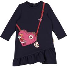Little Marc Jacobs Baby Girl Navy Dress