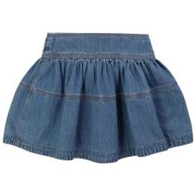 Little Marc Jacobs Denim Skirt Bleach