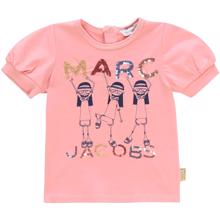 Little Marc Jacobs Baby Girl Raspberry T-Shirt